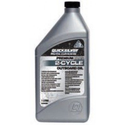 2-cycle TC-W3 Premium Plus outboard oil, 0,946л