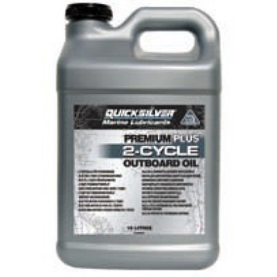2-cycle TC-W3 Premium Plus outboard oil, 9,46л
