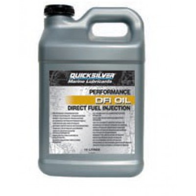 2-cycle OptiMax / DFI outboard oil, 9,46л